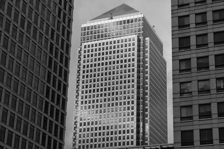 Photograph of Canary Wharf 5