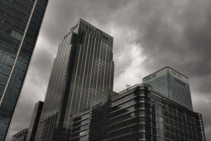 Photograph of Canary Wharf 52