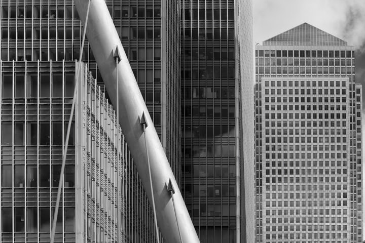 Photograph of Canary Wharf 53