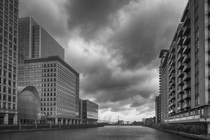 Photograph of Canary Wharf 57