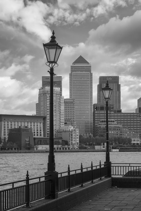Photograph of Canary Wharf 58
