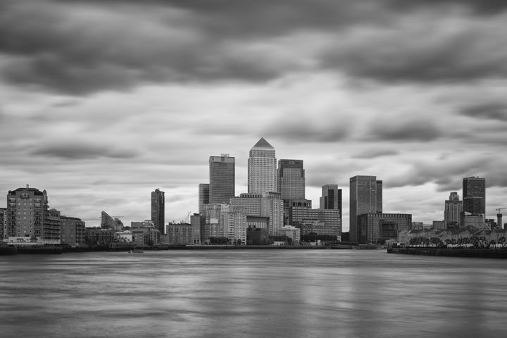 Photograph of Canary Wharf 60