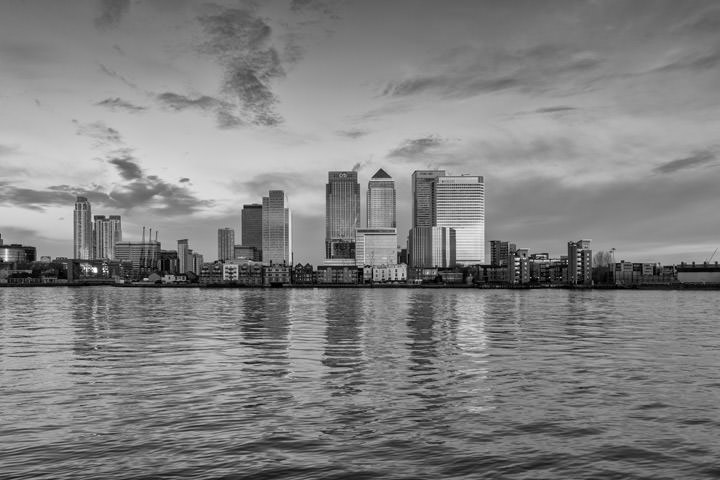 Photograph of Canary Wharf 62