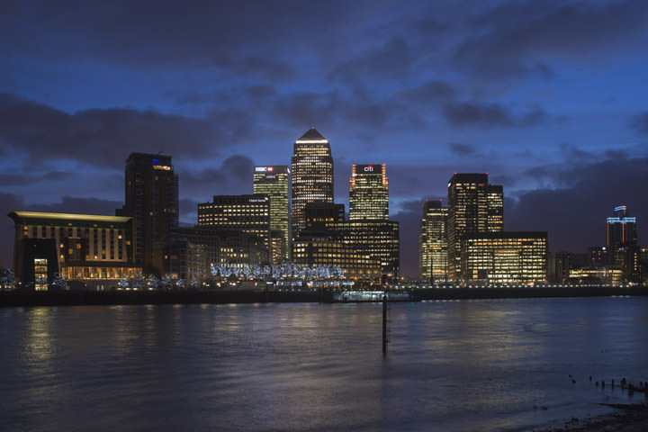 Photograph of Canary Wharf 64