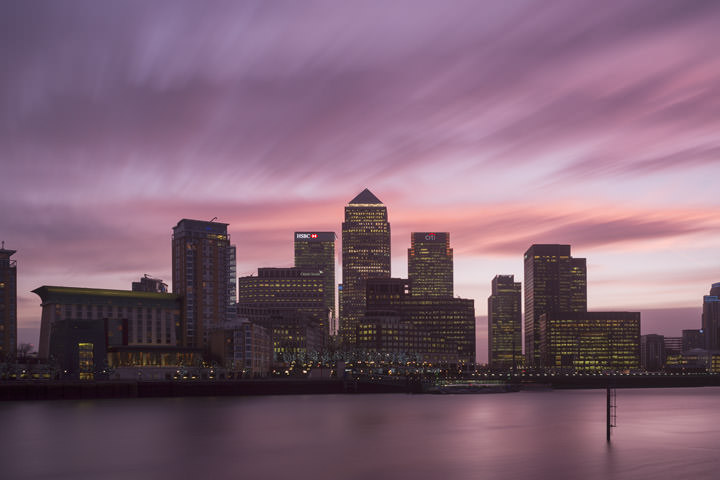 Photograph of Canary Wharf 66