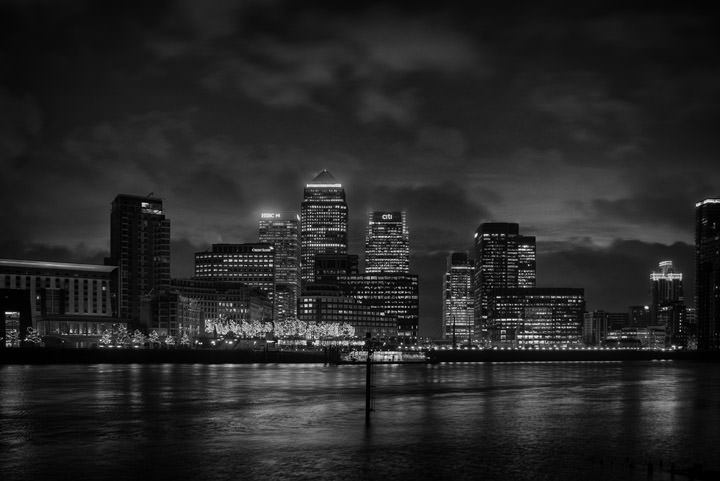 Photograph of Canary Wharf 69