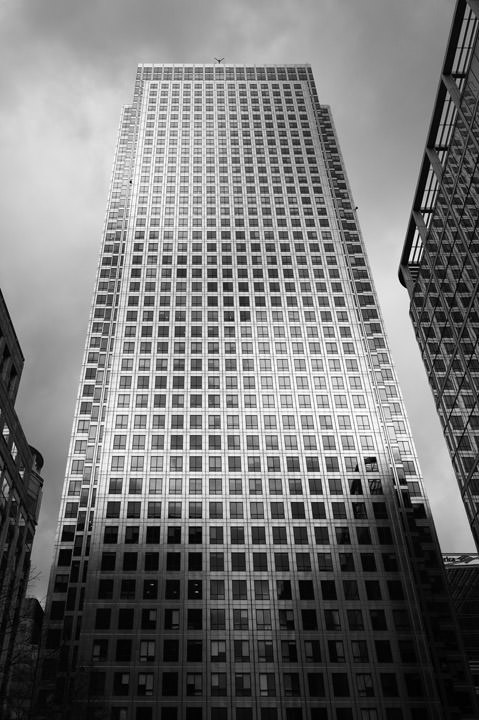 Photograph of Canary Wharf 7
