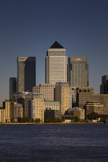 Photograph of Canary Wharf 74