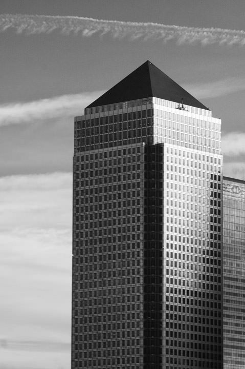 Photograph of Canary Wharf 9