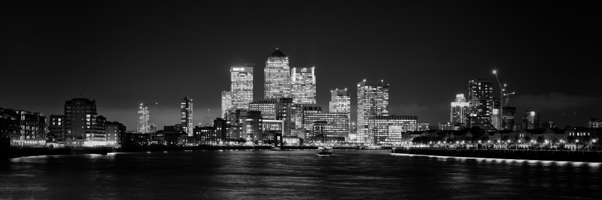 Photograph of Canary Wharf Cityscape 17