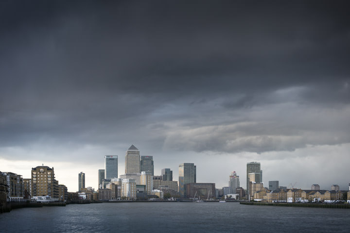Photograph of Canary Wharf Cityscape 2