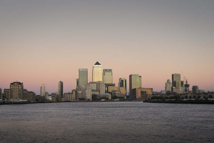 Photograph of Canary Wharf Cityscape 6