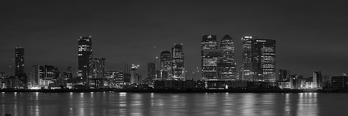 Photograph of Canary Wharf Panorama 9