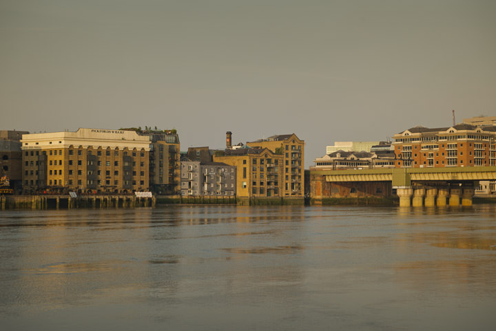 Photograph of Cannon Street Railway Bridge 4