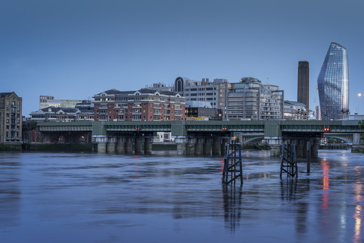 Photograph of Cannon Street Railway Bridge 6