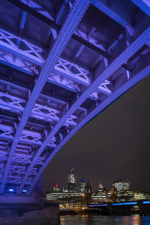 Photograph of Cannon Street Railway Bridge 8