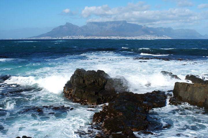 Photograph of Cape Town