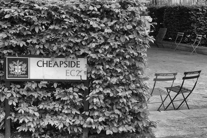 Photograph of Cheapside 1