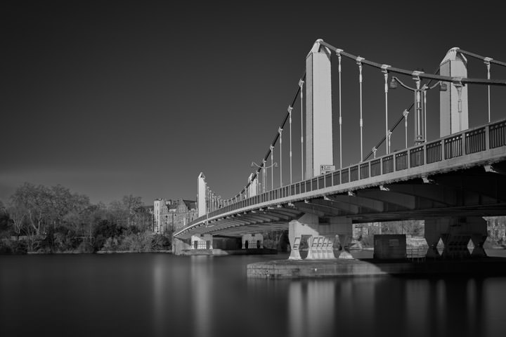 Photograph of Chelsea Bridge 39