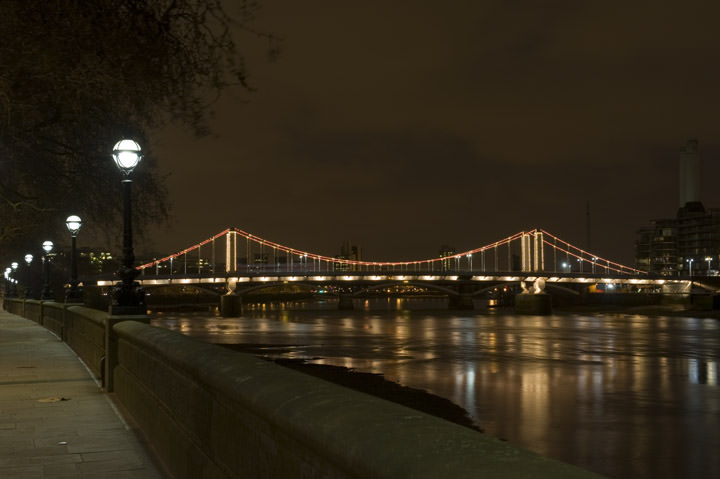Photograph of Chelsea Bridge 4