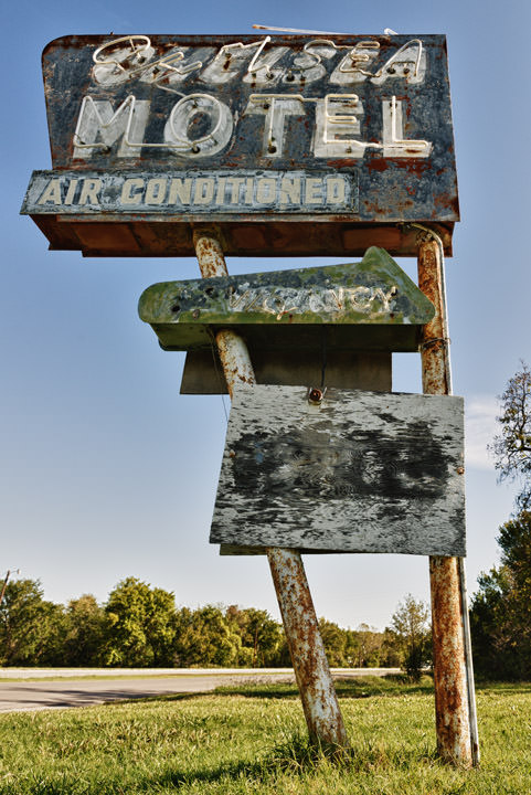 Photograph of Chelsea Motel 2