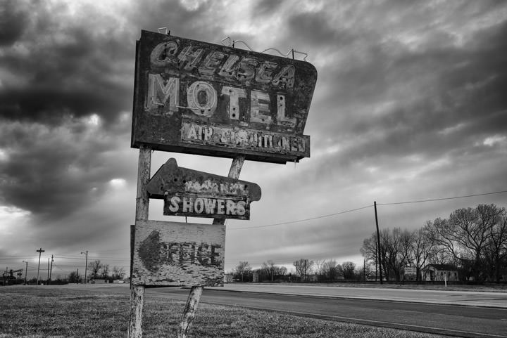 Photograph of Chelsea Motel 3