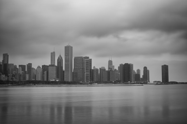 Chicago Skyline 5