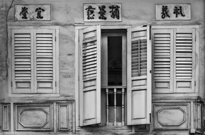 Photograph of Chinatown Singapore 2