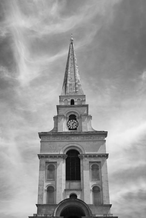Photograph of Christ Church Spitalfields 2