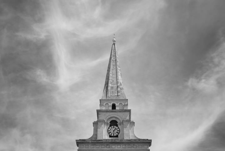 Photograph of Christ Church Spitalfields 3