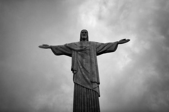Photograph of Christ the Redeemer