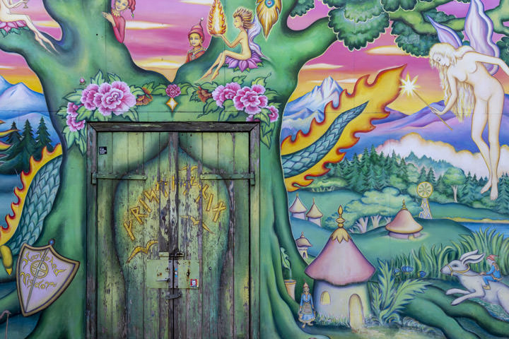 Christiania Doorway