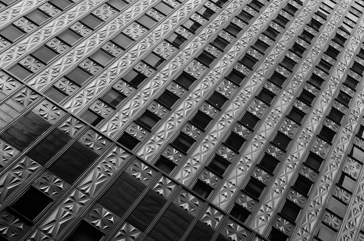 Chrysler Building Detail 1
