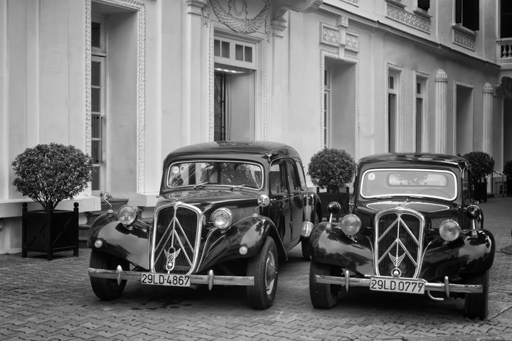 Photograph of Citroens Hanoi