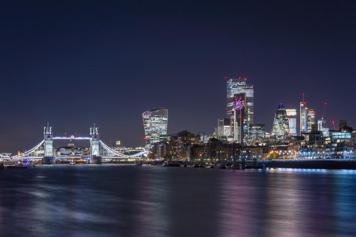 City of London Skyline 27
