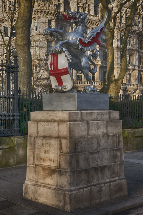 City of London Lion 2