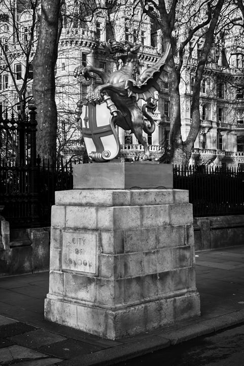 Photograph of City of London Lion 4