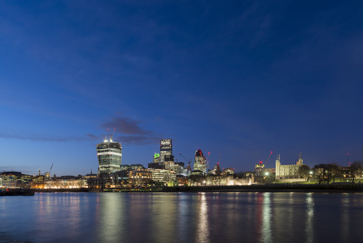Photograph of City of London Skyline 10