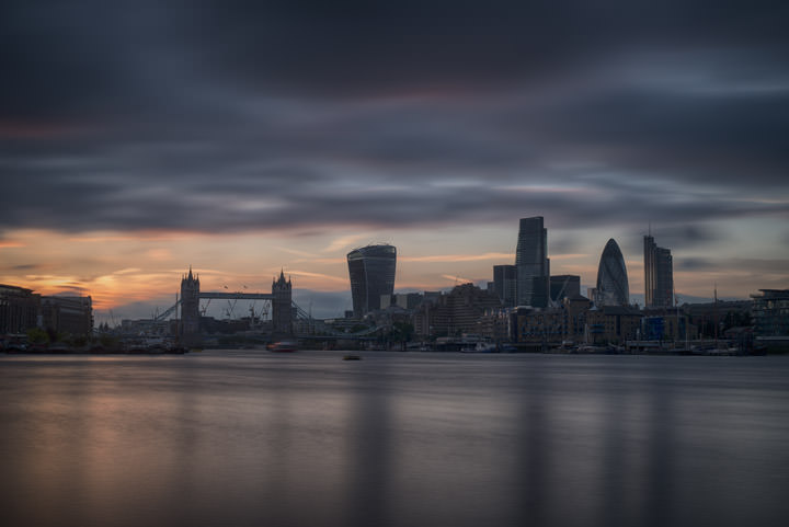 Photograph of City of London Skyline 19