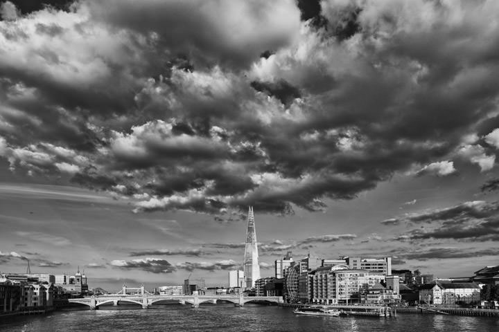 Photograph of City of London Skyline 2