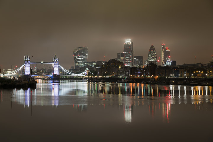 Photograph of City of London Skyline 20