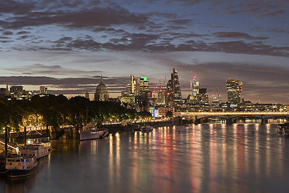 City of London Skyline 21