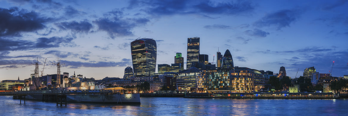 Photograph of City of London Skyline 23