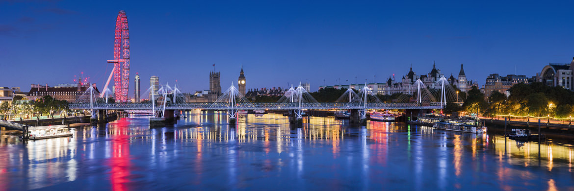 Photograph of City of London Skyline 24.
