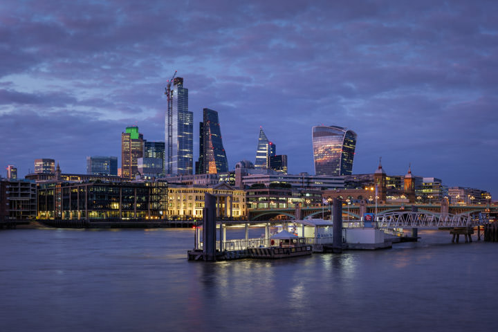 City of London Skyline 26