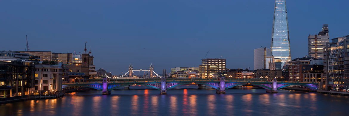 Photograph of City of London Skyline 5
