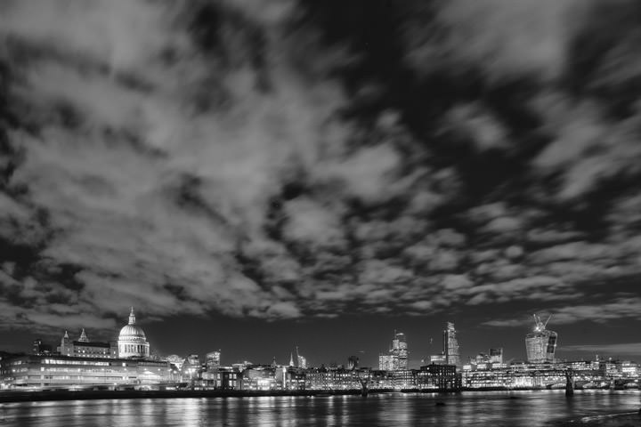 Photograph of City of London Skyline 8