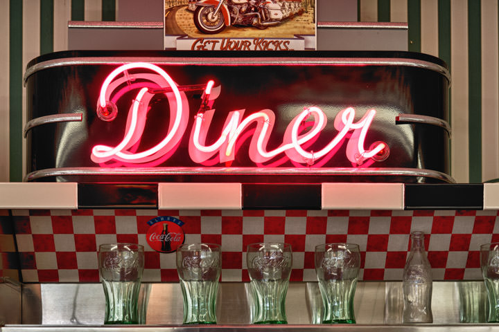 Photograph of Clinton Diner 1