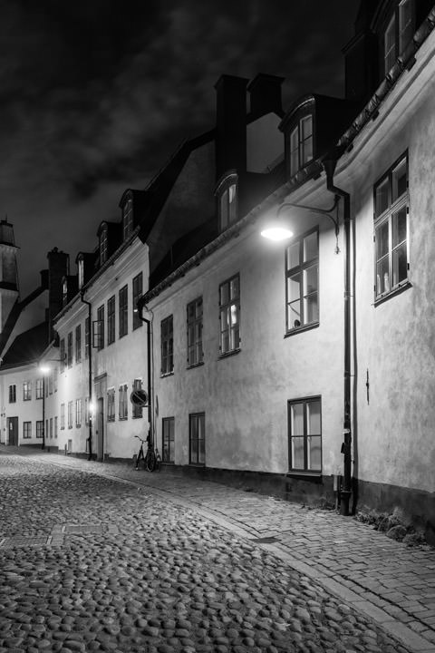 Photograph of Cobbled St Stockholm 1