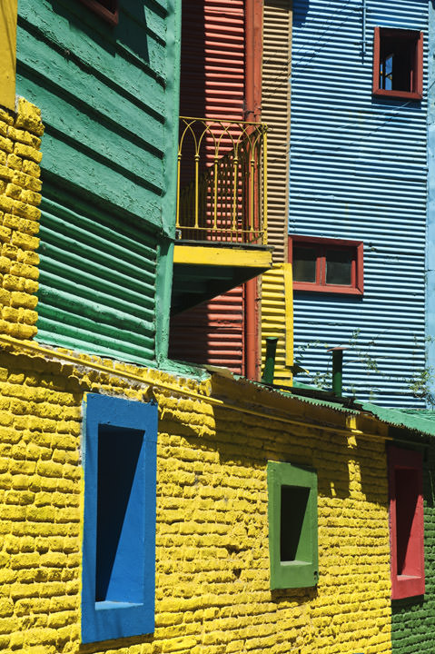 Photograph of Colours La Boca 2